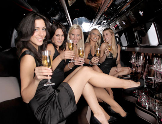 Limo for bachelor Party